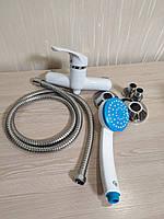 Смеситель в ванную и душ из термопластичного пластика SW Brinex 36W 010-001 смеситель пластиковый