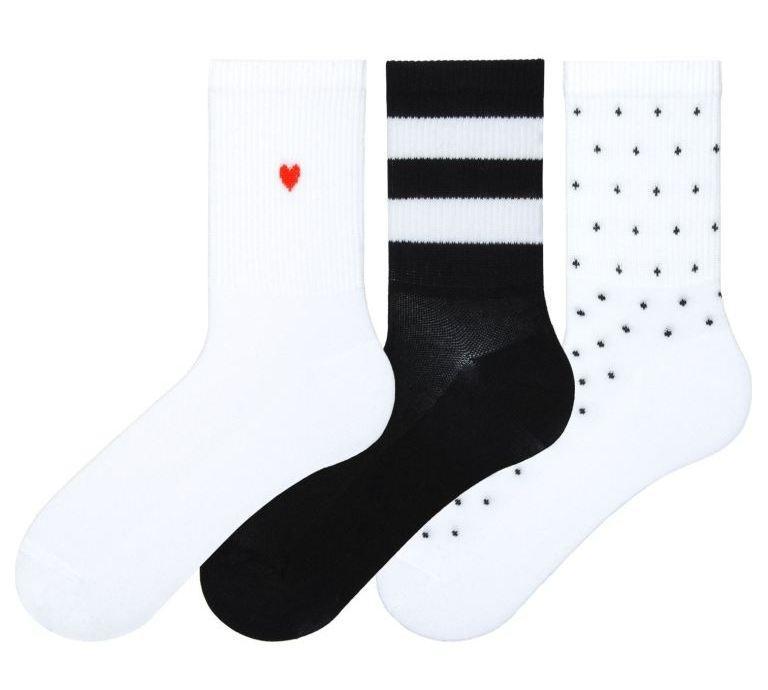 Шкарпетки жіночі демісезонні бавовняні Bross