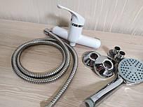 Смеситель для душа из термопластичного пластика SW Brinex 36W 010-003 смесители пластиковые