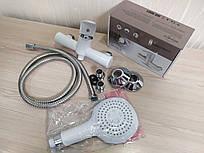 Смеситель для ванной комнаты и душа из термопластичного пластика  SW Brinex 37W 010-002