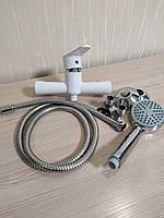 Смеситель душевой из термопластичного пластика  SW Brinex 37W 010-003 смесители из термопластика