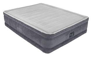 Надувной матрас - кровать полуторное со встроенным электрическим насосом 2 метра