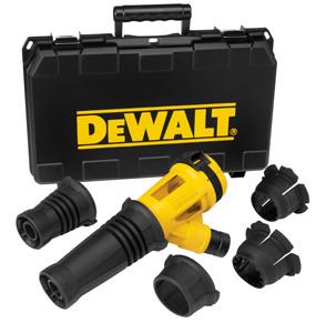 Система пылеудаления для отбойных молотков DeWALT DWH051K