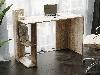 Компьютерный стол с 2 полками сбоку из ДСП Код: VZ-15, фото 4