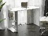 Компьютерный стол с 2 полками сбоку из ДСП Код: VZ-15, фото 6