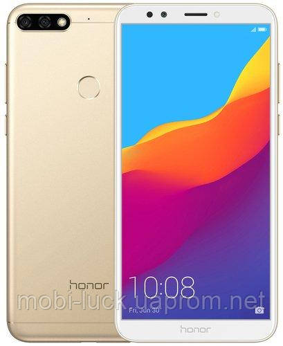 Смартфон Honor 7C Pro 3/32Gb gold