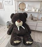 Великий плюшевий ведмідь Коричневий 200 див., фото 2