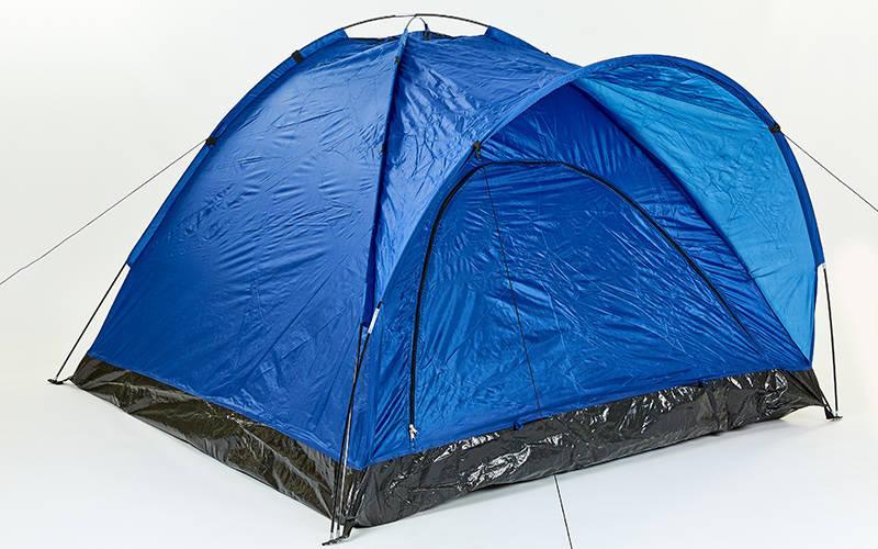 Палатка кемпинговая трехместная GEMIN SY-102403