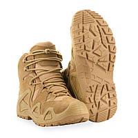 M-Tac ботинки тактические Alligator койот 40