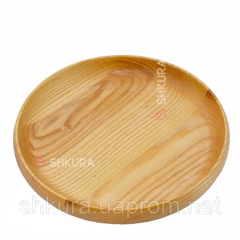Дерев'яна тарілка М05