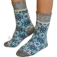 Шкарпетки з ангорської вовни, жіночі 18