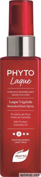 ФІТО Фитолак Суа лак з протеїнами шовку для чутливих і ламкого волосся 100мл