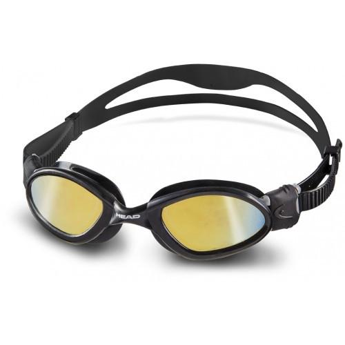 Очки для плавания HEAD SuperFlex MID зеркальное покрытие