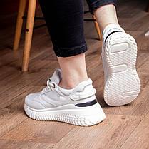 Женские кроссовки Fashion Jagger 1633 36 размер 23,5 см Белый, фото 2