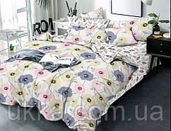 Двуспальное постельное бязь 100% хлопок Маки