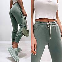 Жіночі штани двухнитка 42-44; 44-46