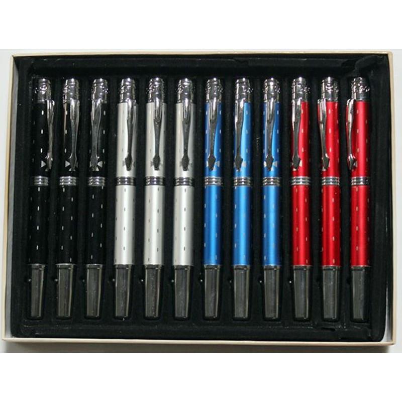 Ручка-зажигалка с лазерной указкой