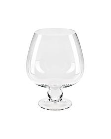 Декоративный аквариум ваза - бокал 12,5х15,5 см для рыбок 0,8-1,0 л, D055