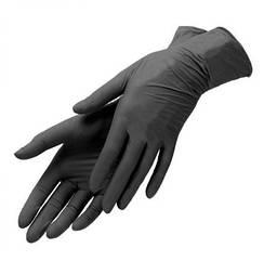 Перчатки нитриловые  L  (1 пара)