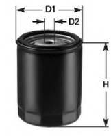 Фильтр масляный Fiat Doblo 1.9 D