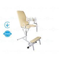 Крісло гінекологічне кг-1МЕ Завіт, крісло для гінеколога