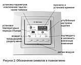 Терморегулятор программируемый Terneo Pro, фото 7