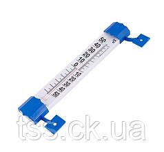 Термометр віконний 240*60 мм з липучкою ТЕ-9, блістер ГОСПОДАР 92-0906