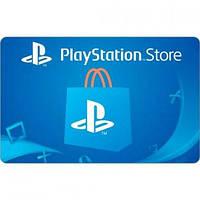 Карта поповнення гаманця PLAYSTATION 4 Store 2000 грн (9781417)