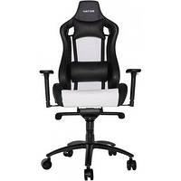 Крісло для геймерів HATOR Apex (HTC-972) чорний/білий