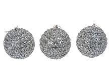 Набор новогодних шаров из 3 штук SKL11-208814