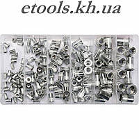 Алюминиевые резьбовые заклепки YATO YT-36460