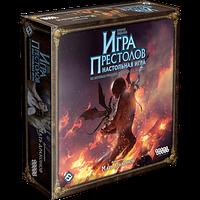Настільна гра GAME OF THRONES (Гра Престолів - 2-е видання)