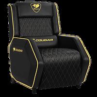 Крісло для геймерів COUGAR RANGER Royal чорний+золотий