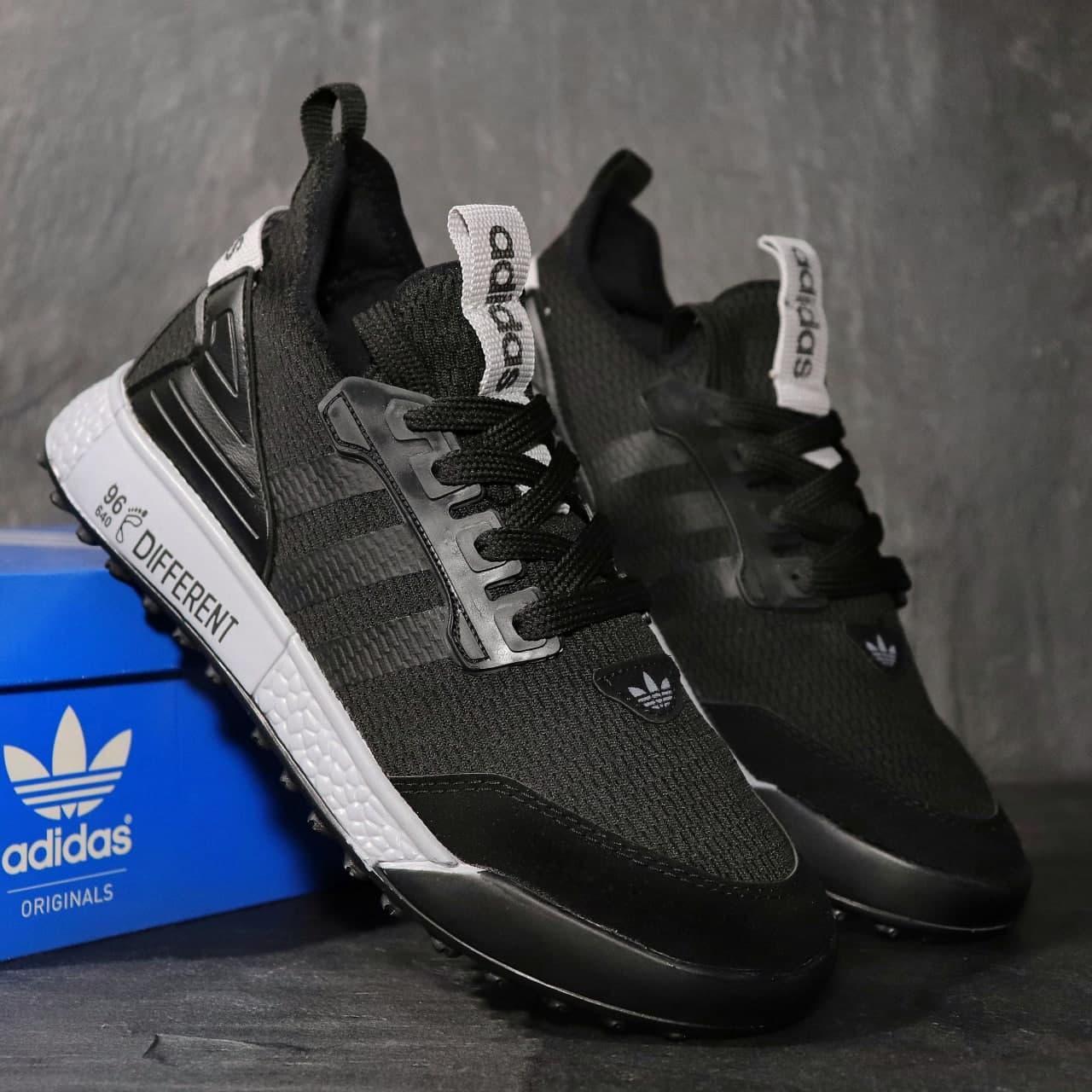 Чоловічі кросівки Адідас Black