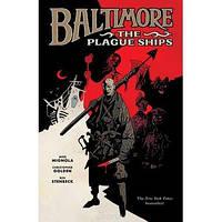 Артбук BALTIMORE The Plague Ships (Балтимор. Том 1. Чумні Кораблі - Міньйола М., Голден К.) 170x250х
