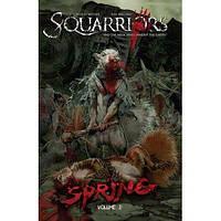 Комікс SQUARRIORS Spring Vol. 1 (Білки-вояки. Том 1. Весна - Еш Мазко) 165x250х10