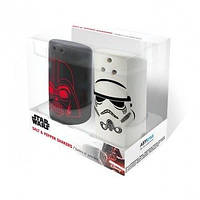 Набір для спецій STAR WARS Salt Pepper Shakers Vader and Trooper (Зоряні Війни Солонка та Перечниця