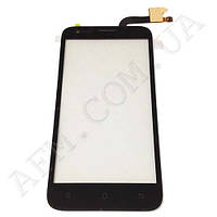 Сенсор (Touch screen) Fly IQ454 черный