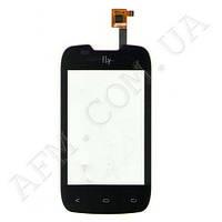 Сенсор (Touch screen) Fly IQ431 Glory/  IQ432 Era Nano 1 черный
