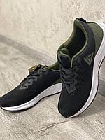 Спортивні чоловічі кросівки сітка