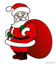 Самый модный Санта Клаус