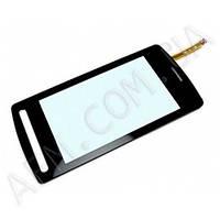 Сенсор (Touch screen) LG CU920 черный
