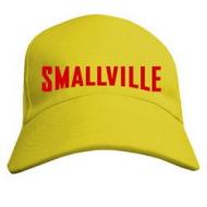 Бейсболки и кепки с козырьком надпись Smallville — Superman