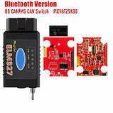 ELM327 PIC18F25K80 з Bluetooth з перемикачем для Ford HS CAN і MS CAN, фото 2