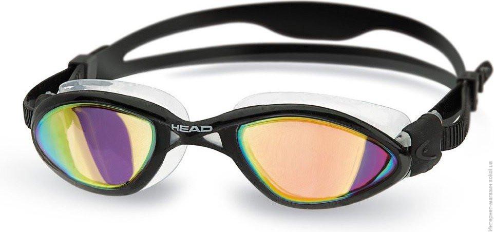 Очки для плавания HEAD Tiger LSR + mirrored