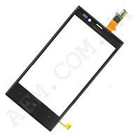 Сенсор (Touch screen) Nokia 720 Lumia черный