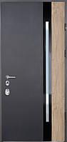 Вхідні металеві двері Страж Standard Lux Mottura