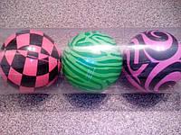 Мяч резиновый 16 см, фото 1
