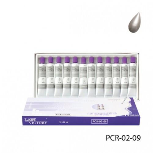 Набор акриловых красок Lady Victory PCR-02-09
