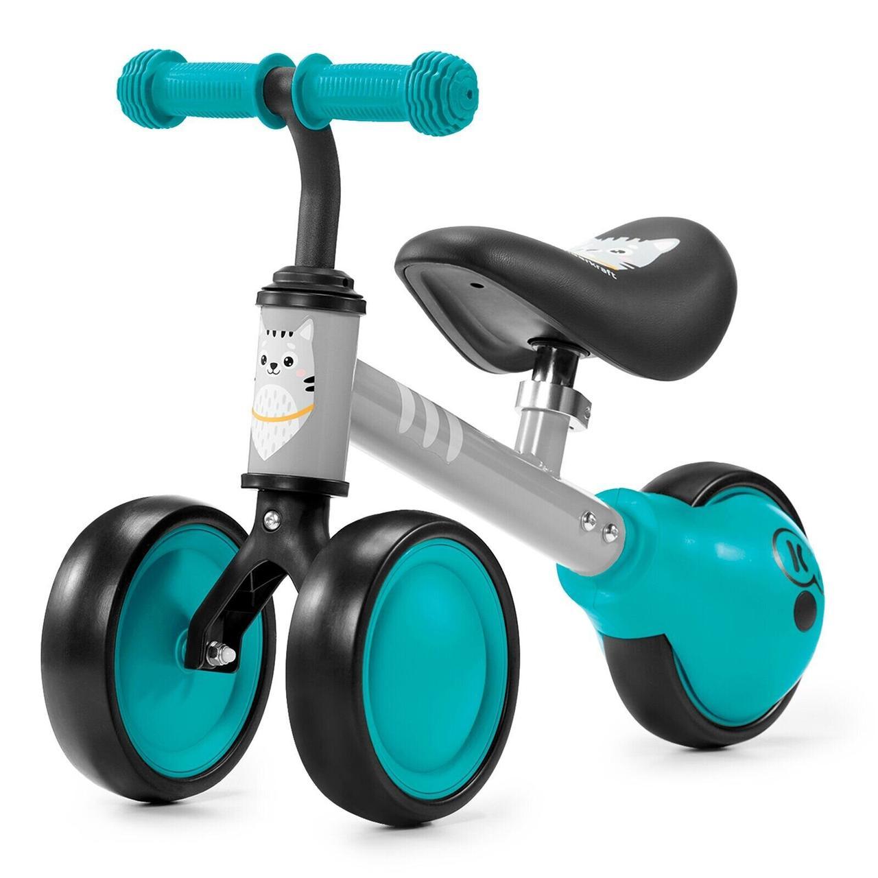 Каталка-беговел Kinderkraft Cutie Turquoise (KKRCUTITRQ0000)